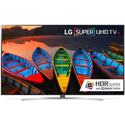 65UH9500 65` Super UHD HDR 240Hz 4K Ultra Slim 3D Smart TV