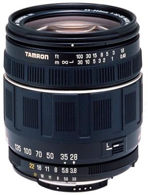 28-200mm F/3.8-5.6  XR For SONY Alpha Digital SLR Cameras - REFURBISHED