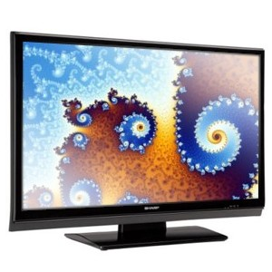 LC-46SB54U - 46` High-definition 1080p LCD TV