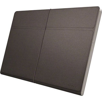 SGPCV4/H Black Stylish Casual Cover for Xperia Tablet S