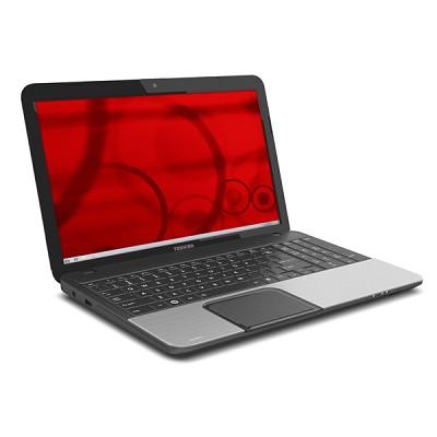 Satellite 15.6` L855D-S5242 Notebook PC - AMD Quad-Core A8-4500M Accel. Proc.