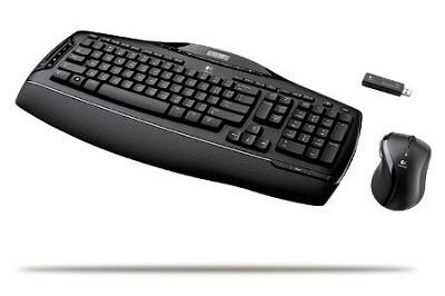 Cordless Desktop MX3200 Laser Mouse and Keyboard
