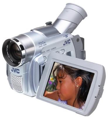 GR-D90 Digital Camcorder