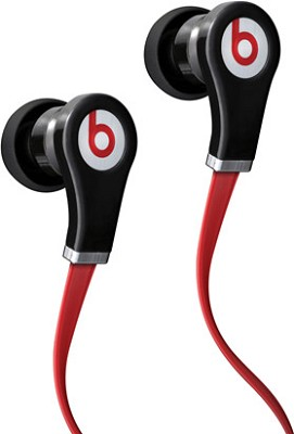 Dr Dre Beats Tour In-Ear Headphones - Black (123888)