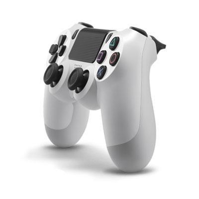 PS4 DS4 Wreles Controller Wht