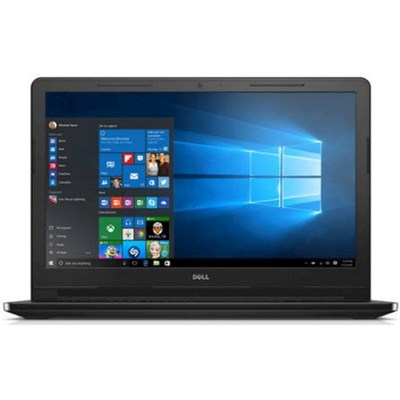 i3552-C137BLK Inspiron 15.6` Intel Celeron N3060 Gaming Notebook Laptop