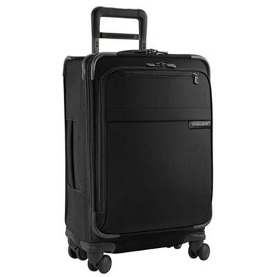 U122SP-4  Baseline 22` Domestic Carry-On Spinner - Black