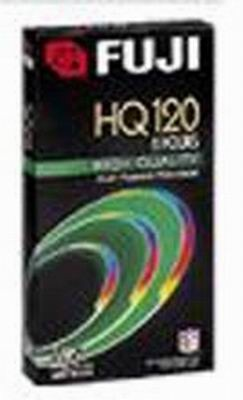 T-120 HQ VHS Video Tape