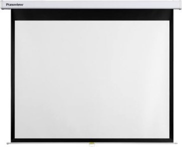 Panoview DS-3100PMG 100 inch Manual Pull-Down 4:3 Projector Screen