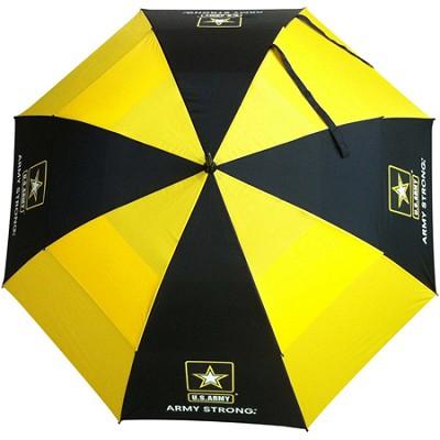 62` Double Canopy Umbrella, Army