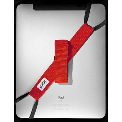 HeloStrap for iPad | Red