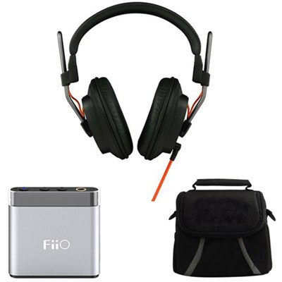 Professional Studio Headphones - T50RPMK3  w/ FiiO Amplifier Bundle