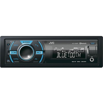 Bluetooth In-Dash Digital Media Receiver with Dual USB Ports - OPEN BOX