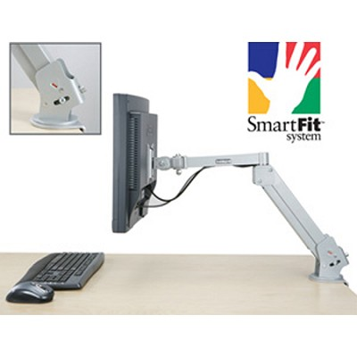 K60099US - Premium Gas LCD Monitor Arm with SmartFit System - OPEN BOX