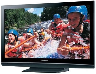 TH-50PX80U - 50` High-definition Plasma TV  **OPEN BOX**