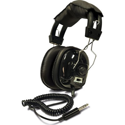 Metal Detector Headphones