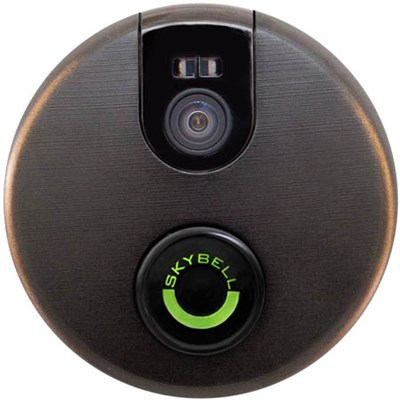2.0 Wi-Fi Video Doorbell - Oil Rubbed Bronze (SB200W)