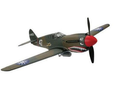 P-40 Warhawk 300 ARF - OPEN BOX