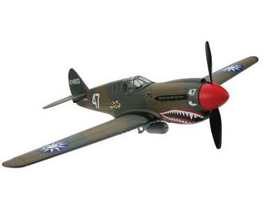 P-40 Warhawk 300 ARF - OPEN BOX