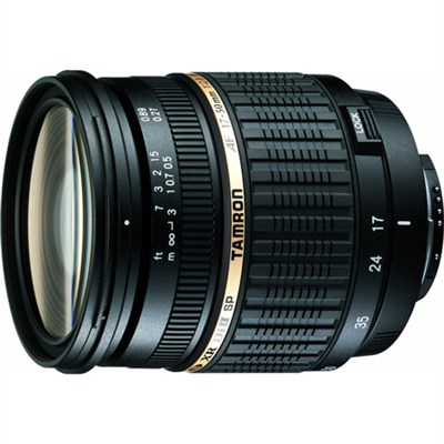 SP 17-50mm F/2.8 XR Di-II LD SP IF Zoom Lens w/ Built-In Motor for Nikon Mounts