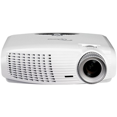 HD131X, HD (1080p), 2500 ANSI Lumens 3D Home Theater Projector, White - OPEN BOX