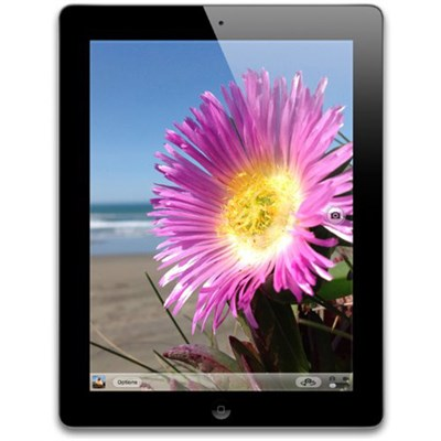 iPad 4 16GB WiFi Black - MD510LL/A - Refurbished