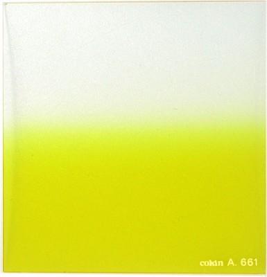 A661 Graduated Fluorescent Yellow 2 Resin Filter - OPEN BOX