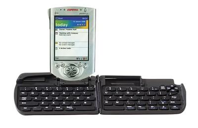 Keyboard for Compaq Ipaq PDA's