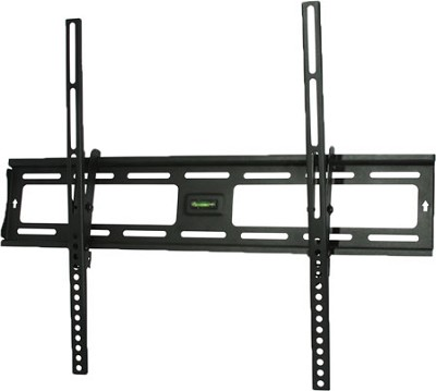 37- 90 Inch Ultra Slim Tilting Wall Mount Steel Construction Easy Install