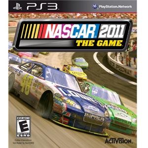 NASCAR The Game 2011 For PS3
