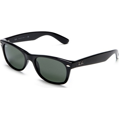 New Wayfarer Non-Polarized Sunglasses 52mm - RB2132
