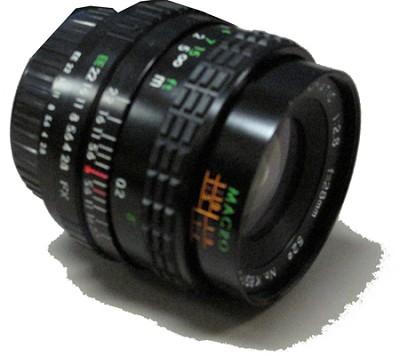28mm f2.8 Multi-Coated Wide Angle Macro Zoom lens for Fuji- FX