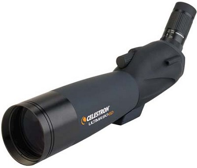 Ultima 80 ED Spotting Scope with 22-60x Zoom