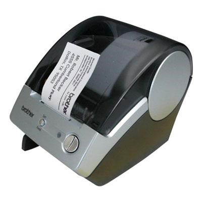 P-Touch QL-500 Manual-Cut Label Printer - OPEN BOX