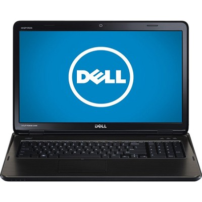Inspiron 17R i17RN-4235BK 17.3` Notebook - Intel Core i5-2450M-Open Box