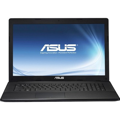17.3` X75A-DH31 Notebook PC - Intel Core i3-2350M 2.3GHz Processor