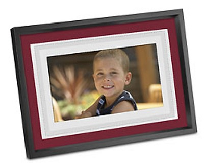 EasyShare P720 7` TouchScreen Digital Picture Frame W/ Home Decor Kit