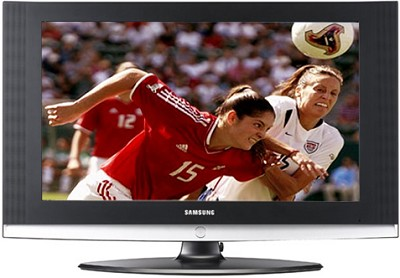 LN-S2341W - 23` High Definition LCD TV (Open Box - Refurbished)