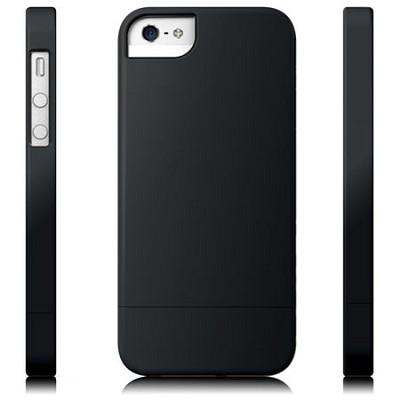 Protective Slider Case for iPhone 5 Black