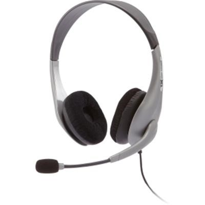 Stereo Headset with Mic and PC Y-adapter - AC-404
