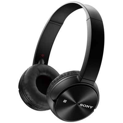 MDR-ZX330BT Wireless Bluetooth Headphones - Black