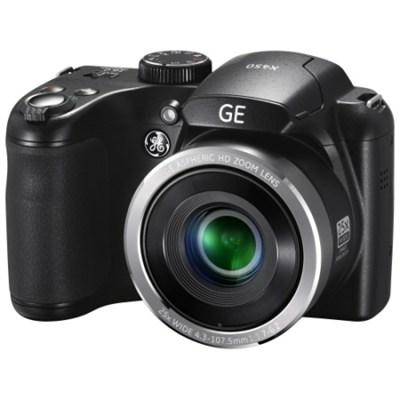 16MP HD 720p Bridge Digital Camera 25X 2.7` LCD (Black) X450 - OPEN BOX