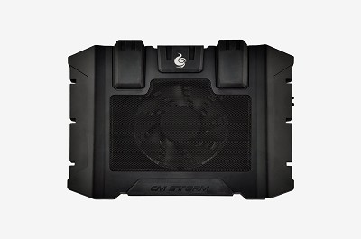 Storm SF-15 - Gaming Laptop Cooling Pad with 160mm Fan and Retractable Feet