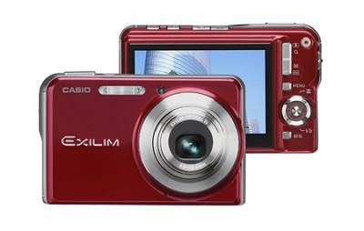 EXILIM EX-S880 - 8.1 MP Digital Camera  (Red)