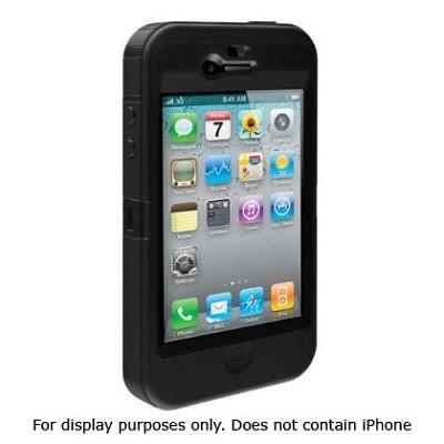 Defender Case for Verizon iPhone 4 (Black)