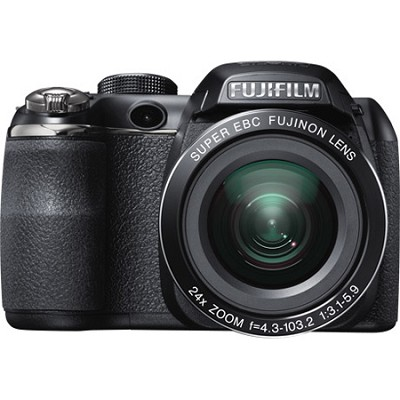 FinePix S4250 24x Optical Zoom 14 MP 3 inch LCD Digital Camera