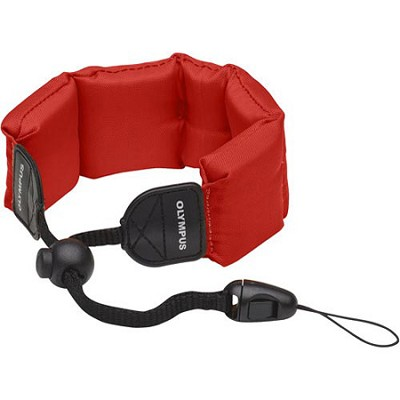 Floating Foam Strap (Red) For Waterproof Digital Cameras