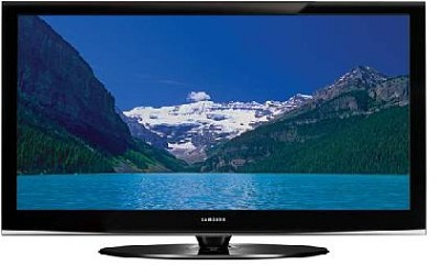 PN50A450 - 50` High Definition Plasma TV
