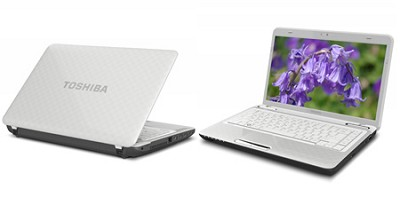 Satellite L745D-S4220WH 14 Inch Matrix White Notebook