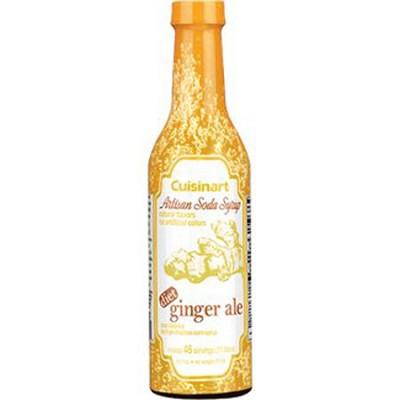 Zero Calorie Diet Soda Syrup, 375ml Bottle - Diet Ginger Ale
